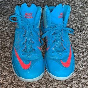 Nike Prime Hype DF ll basketball shoes